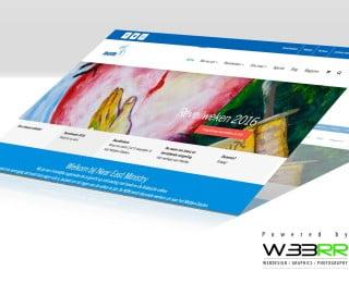 Nieuwe website voor Near East Ministry