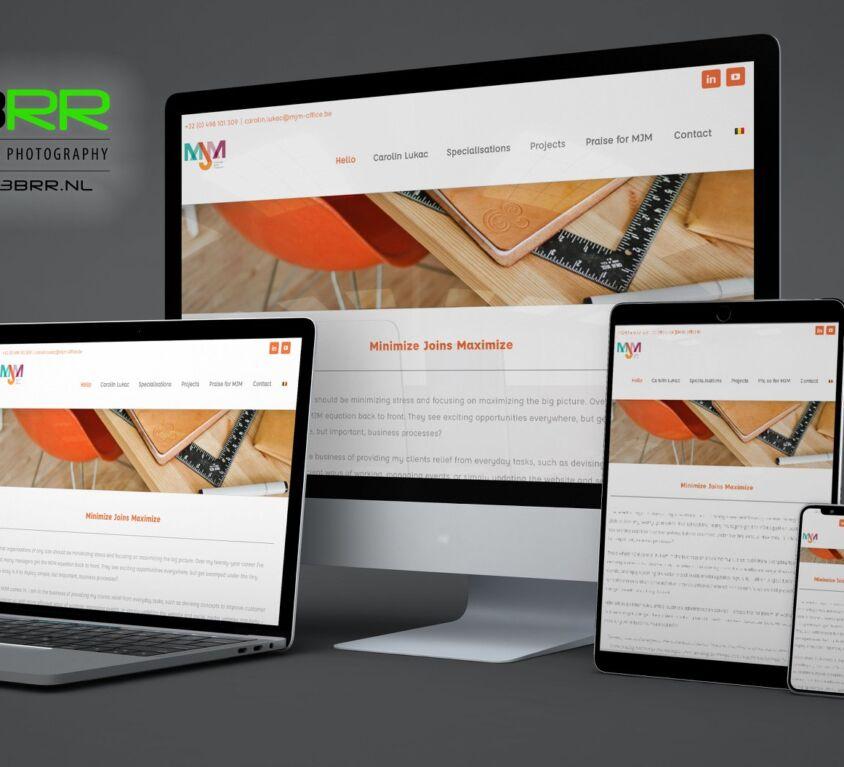 Webdesign – MJM
